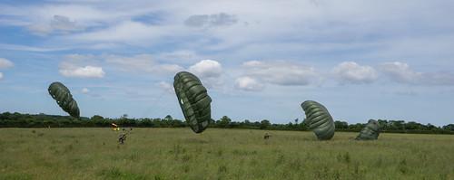 101St Airborne landing on Azeville