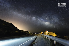 The road to the milky-way (Andreas Iacovides) Tags: galaxy milkyway nightshot longexposure pafos paphos canon eos 5d mark iii