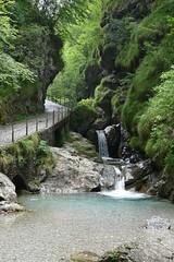 Val Vertova - Bergamo (viola.v94) Tags: mountain valle vertova bergamo water green nature wild walking trekking waterfall
