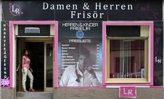 A Charming Hairdresser (Wolfgang Bazer) Tags: hairdresser frisör frisörin friseur friseurin favoriten wien vienna österreich austria