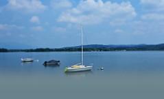 Lago Maggiore  (Verbano) - Arona (Gi@nni B.) Tags: lagomaggiore lakemaggiore laghiitaliani arona cieloeacqua water barche