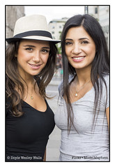 Carla and Nathalie, Glorious Beauties from Lebanon (Doyle Wesley Walls) Tags: carla nathalie 5995 women girls females smile hat feminine photograph portrait eyes ojos yeux blick ögon ogen occhi olhos face cara faccia gesicht beautiful beau piękny bonita hermosa guapa vacker smuk kaunis bonito lindo schön skjønn fallegur bello 美しい sexy séduisant seksowny seductor sexig sexet сексапильный σεξουαλικόσ seksikäs femenino kvinde féminin weiblich femminile kvinna mädchen ragazza flicka fille ガール jente dziewczyna chica žena mujer femme kobieta donna retrato ritratto porträt portret elegant lovely beauty doylewesleywalls