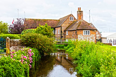 Bosham 29 June 2017-0015.jpg (JamesPDeans.co.uk) Tags: mill england gb greatbritain stream prints for sale watermill landscape unitedkingdom commerce digital downloads licence man who has everything britain river reflection wwwjamespdeanscouk hampshire architecture chimneys landscapeforwalls europe uk james p deans photography digitaldownloadsforlicence jamespdeansphotography printsforsale forthemanwhohaseverything