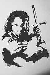 Aragorn (dara_elizeche) Tags: aragorn viggomortensen thelordoftherings peterjackson elessar king
