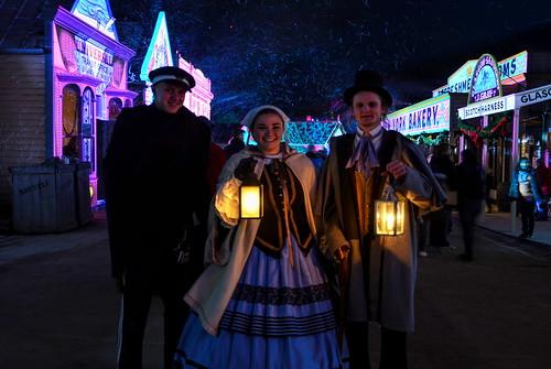 Main Street Winter Wonderlights