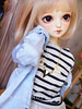 Leeke - Noella (nasu_shop/寶井茄子/ +*. 原味茄汁本舖 .*+) Tags: leeke noella bjd makeup doll