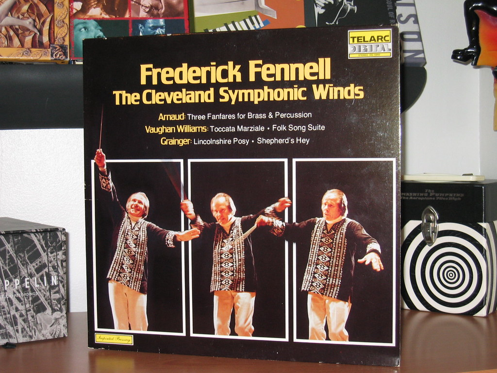 Frederick Fennell The Cleveland Symphonic Winds images