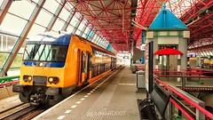 Nederlandse Spoorwegen 7530 (DDZ4) Lelystad-Centrum (Nederland)