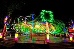 Happy Spider kermis Best (Remykermisfreak) Tags: kermis polyp kleuren fairground sluitertijd sony ilca 68 1020 sigma best
