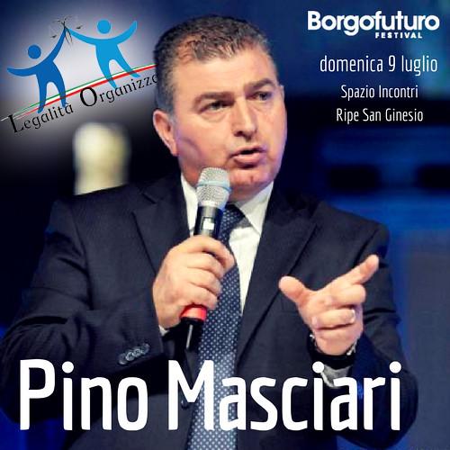"""09 Luglio 2017 - Ripe San Ginesio (Mc) - """"Borgofuturo Festival 2017"""""""