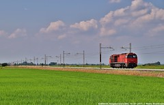 G2000 03 (MattiaDeambrogio) Tags: treno treni train trains g2000 03 db cargo borgolavezzaro