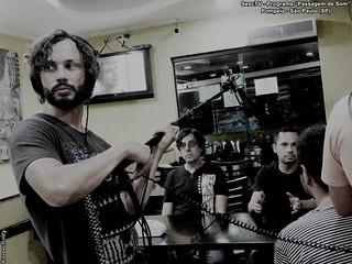 Robson Alves, Adriano Augusto, Leandro Gusman, Igor Delion - Programa Passagem de Som (SescTV)