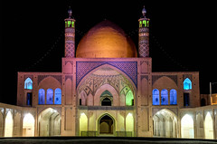 . (robbie ...) Tags: colourful mosques iran kashan historical city middle east fuji xt10 fujifilm colours