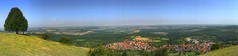 Blick vom Jusi-Auf dem Berg (Blende2,8) Tags: jusi iphone dörfer häuser wiesen bäume wald kohlberg schwabenland wolken deutschland badenwürttemberg himmel