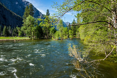 Merced River (randyherring) Tags: recreational nationalparksystem historic park yosemitenationalpark ca mountains beauty outdoor vacation tourism california nature yosemitevalley unitedstates us