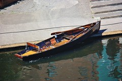IMG_9116 (Gussyfinknottle) Tags: rowingboat boat durham countydurham river wear riverwear england britain