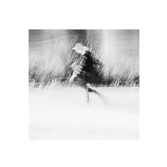 Flow (Tracy Linnel.) Tags: artistic impressionism flou monochrome water lake blur blackandwhite tracylinnel movement outdoors woman people icm innamoramento