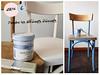DIY - étape 6 : Peindre les différents éléments (G.Rapp) Tags: relooking meuble diy table chaise cuisine pastels pastel scandinave bricolage