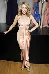FFN_IMAGE_51696848 FFN_SET_60091293 (terryimber1) Tags: kylieminogue photocall blondehair peachdress event paris france