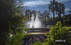 Paseando por el Parque García Lorca (Granada) (Fotos de El Jubilado) Tags: fotosdeeljubilado parquegarcíalorca jardines granada andalucía españa granadaenfotos amigosdegranada canon450d canon