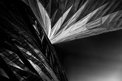 BMW - Welt (antonkimpfbeck) Tags: bmw munich architektur facade monochrome fineart fuji xe2 xf1024 bw blackandwhite