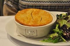 4-093 Chicken Pot Pie (megatti) Tags: chicago food il illinois macys marshallfields potpie restaurant walnutroom