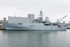 HMS Enterprise (H88) | Echo-class Hydrographic Survey Vessel | Royal Navy (Kyle Greet) Tags: hms enterprise devonport plymouth royalnavy