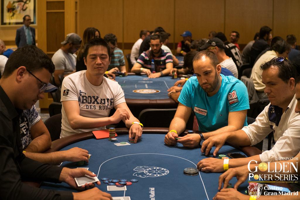 Golden series poker madrid roulette francese zero