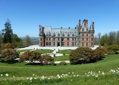 Parc et château de Trévarez (le dernier château construit en France ) (anémone29) Tags: château castle jardin garden parc architecture bretagne brittany finistère composition