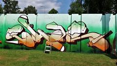 / Eindhoven 'Step in the Arena' - 18 jun 2017 (Ferdinand 'Ferre' Feys) Tags: holland thenetherlands nederland streetart artdelarue graffitiart graffiti graff urbanart urbanarte arteurbano eindhoven