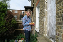 (andrew gallix) Tags: william yeartwelve 116richmondroad westwimbledon easteregghunt