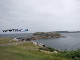 Sydney, Bare Island