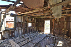 Delapitated Building of a ghost mining town (taharaja) Tags: cactus california deathvalley desert furnacecreek ghosttown jeeping lowestpoint nationalpark offroad oldtown racetrack sealevel zabriskiepoint lakebed movingstones slatflats