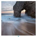 Arche de port blanc - Quiberon - Bretagne thumbnail