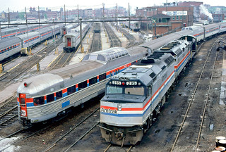 Amtrak F40PHR 295