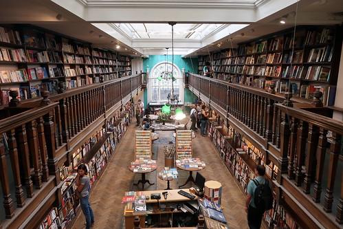 Daunt Books, Marylebone High Street by Bex.Walton, on Flickr