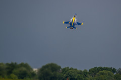 US Navy Blue Angel (JMFusco) Tags: stewartinternationalairport aircraft hornet airplane f18 newyorkairshow2017 blueangels usnavy hornets aviation usn fa18hornet