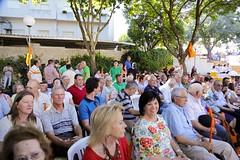 Autárquicas2017: Pedro Passos Coelho na apresentação da candidatura de Helena Mendonça à Câmara Municipal de Proença-a-Nova