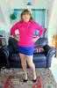 Pin & Blue (Trixy Deans) Tags: crossdresser cd cute crossdressing crossdress classy corset skirts skirt legs shortskirt shortskirts xdresser sexy sexytransvestite sexyheels sexylegs sexyblonde tgirl tv transvestite transgendered transsexual tranny trixydeans tgirls trixy
