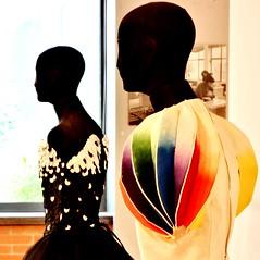 mannequin (archifra -francesco de vincenzi-) Tags: archifraisernia francescodevincenzi mannequin manichino esposizione colori colors profilo costume moda madeinitaly arcobaleno rainbow arcenciel