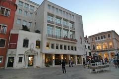 Hotel Bauer - Venice (stevelamb007) Tags: italy venice veneto bauerhotel stevelamb nikon d70s evening tokina 1116mmf28 wideangle