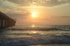 Summer Scripps Sunset (Maxwell Utter Photography) Tags: scripps scrippspier scrippspiersunset sandiegosunset nikondslr oceansunset summersunset goldenhour clouds california living