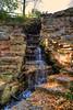 Lake Park Falls (johndecember) Tags: milwaukee mke wisconsin usa album gallery 2016 october fall park lakepark eastside water falls waterfall hdr