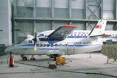CCCP-67250 LET L-410M Aeroflot (pslg05896) Tags: kiev kyiv ukraine cccp67250 let l410 aeroflot