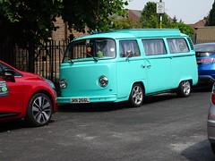 1973 Volkswagen Camper Van (Neil's classics) Tags: van vehicle camper 1973 volkswagen vw camping motorhome autosleeper motorcaravan rv caravanette kombi mobilehome dormobile