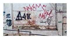 * (PattyK.) Tags: ioannina giannena giannina epirus ipiros balkans hellas ellada greece grecia griechenland whereilive urban wall snapseed april 2017 citycenter graffity ιωάννινα γιάννενα ήπειροσ βαλκάνια ελλάδα ηπόλημου αστικόσ ευρώπη europe τοίχοσ γκράφιτυ