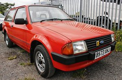 1984 Ford Escort Estate (Lazenby43) Tags: escort mk3 mk111 1984