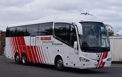 YN16WUD  City Circle, Hayes (highlandreiver) Tags: yn16wud yn16 wud city circle coaches hayes middlesex irizar i6 bus coach gretna green scotland scottish