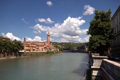 Verona61 (vastanogiovanni) Tags: fiumi verona veneto vacanze 2010