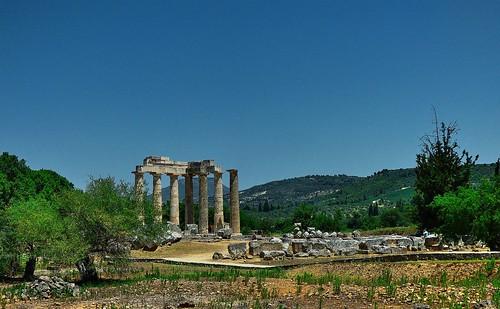 Nemea Zeus Temple